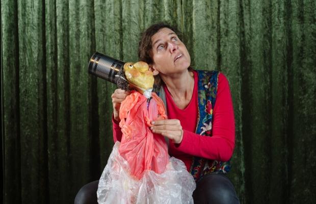 הדייג ודג הזהב, הצגת תיאטרון סיפור, הצגה לילדים בירושלים, תיאטרון הקרון