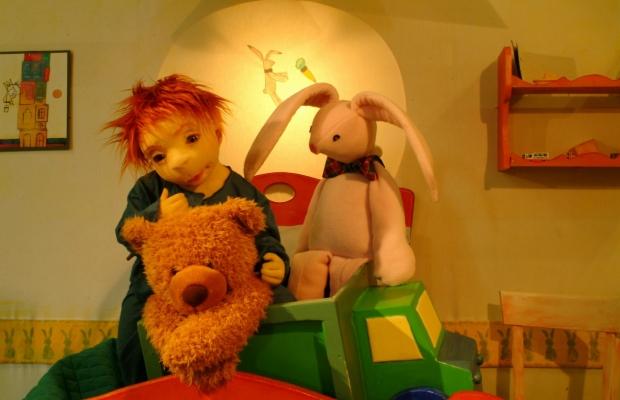 בלילה חלמתי חיות, הצגת ילדים, תיאטרון בובות בתיאטרון הקרון