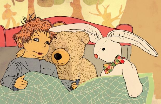 Illustrated by Batia Kolton