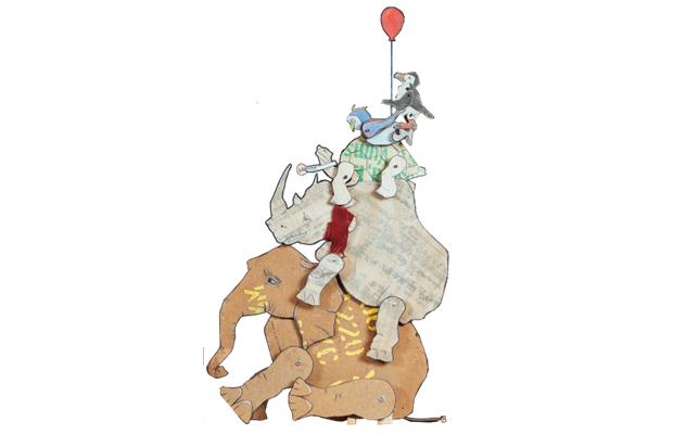 תהיה בריא מוריס מגי , הצגת ילדים תיאטרון בובות בתיאטרון הקרון בירושלים