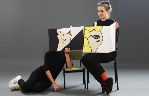 למה בכה הדג, הצגת ילדים חזותית בתיאטרון הקרון בירושלים