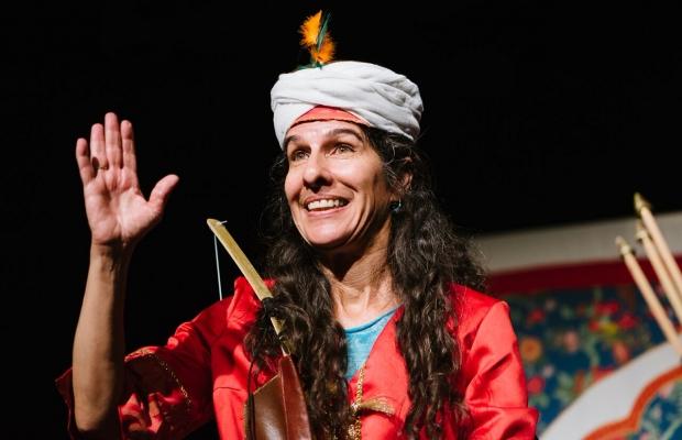 הצגת ילדים ציפור החופש בתיאטרון הקרון בירושלים