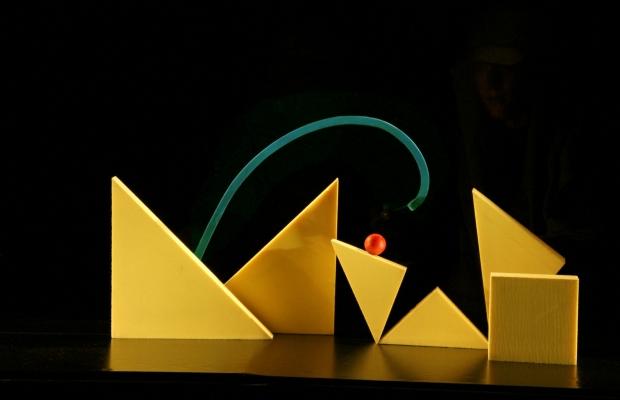 קו נקודה, הצגת ילדים בתיאטרון הקרון בירושלים