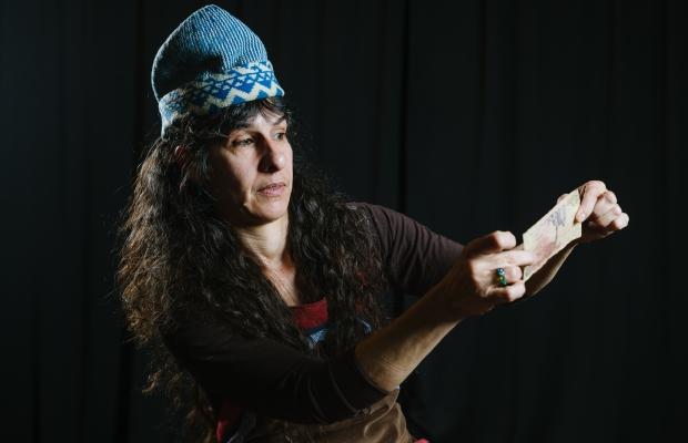 תיאטרון סיפור עם נילי , הצגת ילדים בירושלים תיאטרון הקרון